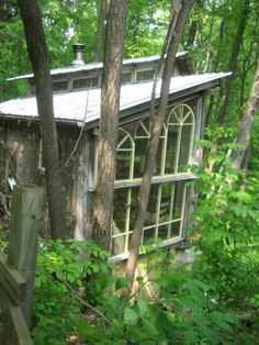 Sunrise Cabin, Woolman Hill  Deerfield, Mass