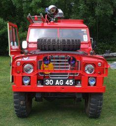 One Ton Land Rover