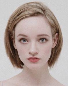 얼굴형에 어울리는 여자 단발 머리 스타일!! : 네이버 블로그