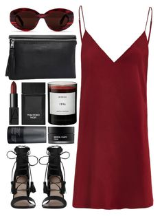 """""""Geen titel #506"""" by s-ensible ❤ liked on Polyvore featuring Zimmermann, Tom Ford, Byredo, NARS Cosmetics, Living Proof and Koh Gen Do"""