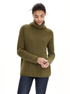 Todd & Duncan Cashmere Turtleneck. LOVE this! But want it in black or charcoal gray!