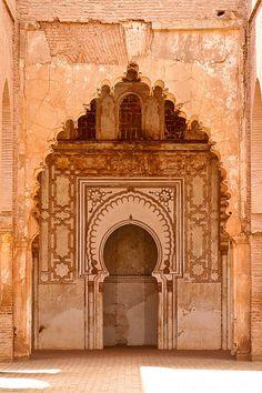 Tin Mal Mosque - Morocco
