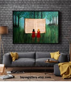 Original art work of two women, lesbian girlfriend gift dictionary art, Naive painting, mixed media art, lesbian wedding gift . Home Decor Inspiration, Decor Ideas, Gift Ideas, Handmade Gifts For Her, Dictionary Art, Lesbian Wedding, Girlfriend Gift, Naive Art, Colorful Paintings