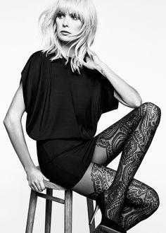 Henna tattoos were a huge inspiration for our Henna Sparkle Tights, transparent and opaque design with glitter elements guarantee an unforgettable style. http://www.wolfordshop.at/neue-kollektion/struempfe/henna-tights/14635.html?dwvar_14635_color=7005