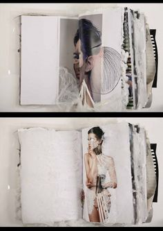 ✂️ | Creative #sketchbook by fashion designer Ania Leike