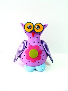 owl by MIRAKRIS on Etsy, $25.00