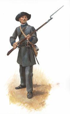 23rd-arkansas Confederate Army