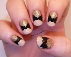 New Years Nails ~