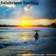 Salubrious Surfing. . . . .