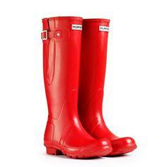 Original Adjustable - Red | Hunter Boot