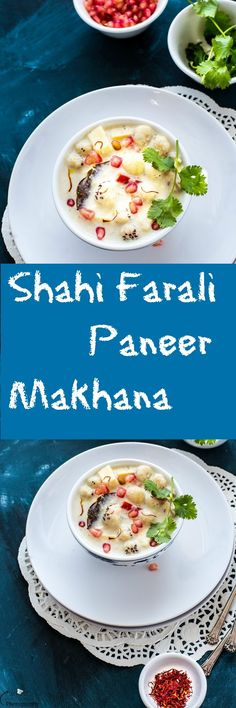 Jagruti's Cooking Odyssey: Shahi Farali Paneer Makhana - Indian Cottage Cheese and Lotus Seeds Curry #navratrispecial #vratkakhana