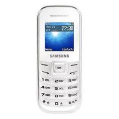 "Dimenzije  108 x 45 x 13.5mm Mreže  GSM Frekvencije  900/1800 Ekran  1.52"" QQVGA (128 x128), 262k, TFT Memorija  500KB Baterija  800mAh Ostalo  Mobile Tracker , SOS Message, Fake Call, spikerfon Boja White"