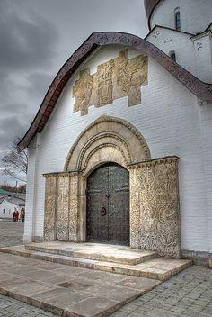 Собор Покрова. Марфо-Мариинская обитель