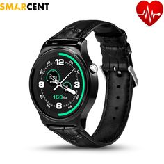 44.99$  Buy now - http://alik9m.shopchina.info/go.php?t=32807593578 - Smarcent New GW02 Bluetooth Smart Watch IPS Round Screen Life Waterproof Sports smartWatch For apple huawei Android IOS Phones 44.99$ #buyininternet