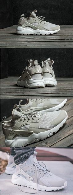 brand new 1b6b2 f808b  Nike  Air  Huarache  Ultra BR  Pale  Grey
