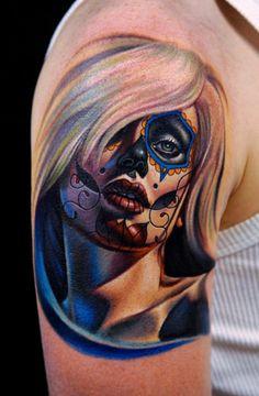 Nikko Hurtado U Ab Tattoo Art Project