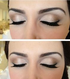 Neutral make up