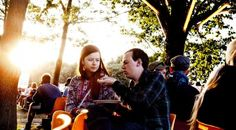 Roskilde Festivalen åbner restaurant i København Hvad: Orange Dinner Hvor: Foran Sct. Johannes Kirken på Nørrebro, Sankt Hans Torv Hvornår: Lørdag d. 18. maj kl. 11.00-ca. 16.00 Hvor meget: Det bestemmer man selv