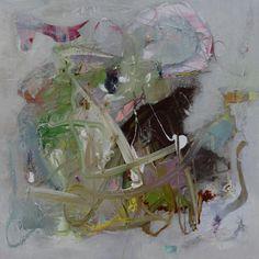 """Acrylic on Canvas 24"""" x 24"""", Leslie Newman"""