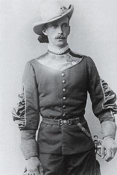 Grand Duke Pavel Alexandrovich of Russia in...
