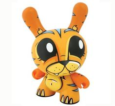 tiger dunny - the one Dunny I wish I had.  Ledbetter is an icon