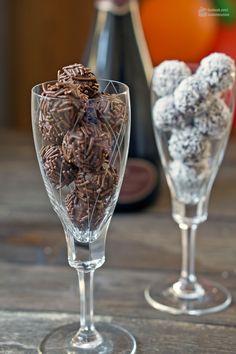 Rumkugeln mit Schoko und Kokos | Madame Cuisine Rezept