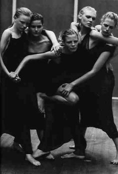 Enchanted Mood by Peter Lindbergh 1997