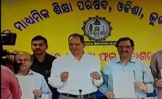 #CHSEScienceResult declared Today in #Odisha - Highest 94.23 % Pass from #Nayagarh & 53.87% lowest in #Jharsuguda