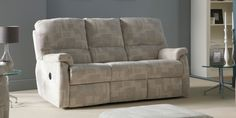 Atworth Soft 3 Seater Sofa by G Plan. Available from Rodgers of York #Sofa #Home