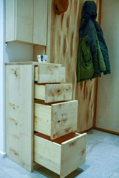 Ahorn Vorzimmer Maple Kitchen, Elm Tree, Room Dividers, Oak Tree, Timber Wood