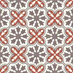 Cement Tile Shop - Encaustic Cement Tile Avallon. Back splash