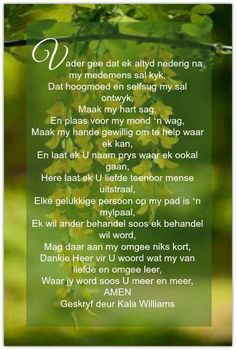 #Afrikaans #Bybel Afrikaanse Quotes, Special Words, New Beginnings, School Projects, Bible Quotes, Christianity, Prayers, Inspirational Quotes, Faith