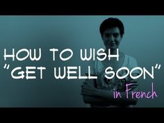 *Get well soon: how to wish a swift recovery in French Ap French, French Class, French Words, French Stuff, French Teacher, Teaching French, French Body Parts, French Language Course, Free French Lessons