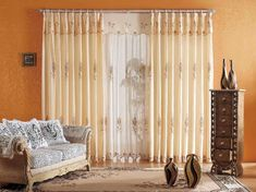 The 26 Most Beautiful Sheer Curtain Designs  Beautiful The O Awesome Designers Curtains For Living Room Review