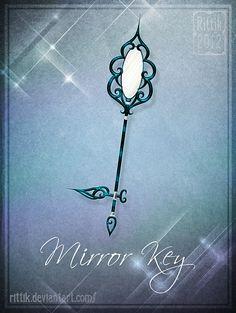 Mirror Key by Rittik.deviantart.com on @deviantART