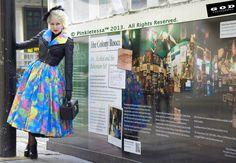Party Scene, Swings, Soho, The Outsiders, Ballet Skirt, Facebook, Website, History, Youtube