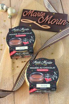 #Chociframboise Mousse au Chocolat à l'Ancienne Marie Morin Edition Spéciale Noël