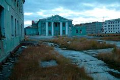 Russian ghost towns - Iultin, the Chukotka Autonomous District