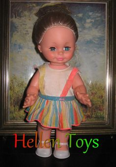 Boneca Antiga Sarinha Anos 80 - Estrela - R$ 55,00 no MercadoLivre