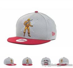 He-Man Action Arch Snaps 9FIFTY Cap b70f96e6aa07