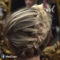 Reverse braiding is a go-to because the regular one is too mainstream! Reverse Braid, About Hair, Insta Makeup, Makeup Junkie, Braids, Long Hair Styles, Creative Ideas, Beauty, Cosmetics