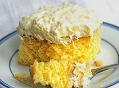Aloha Cake...yummy with mandarin oranges, and the frosting is a coconut pudding, crushed pineapple and cool whip!!!!!!...