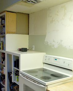 Take the Side Street: Cabinet Painting Worst Case Scenario Survival Guide