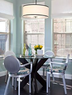 These dining room makeovers will inspire your next home decor project.