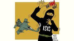 США все бомбят, а ИГ все растет — Часть I