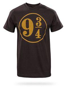 Harry Potter 9 3/4 T-shirt
