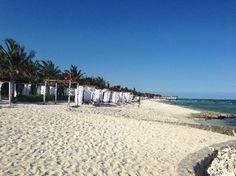 El Dorado Royale, a Spa Resort by Karisma: at the end of the resort