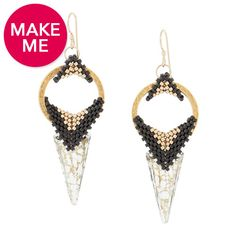 Next Level Earrings | Fusion Beads Inspiration Gallery