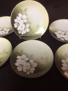 RS Germany Set of Six Dessert Dishes by MiMisFavoriteThings