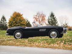 One of BMW's finest creations, the 1959 BMW 507 Roadster Series II | Acquire
